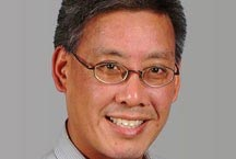 Headshot of Dr. Lawrence Wong